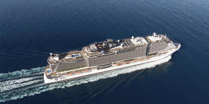 MSC Seaside (Photo: MSC Cruises)