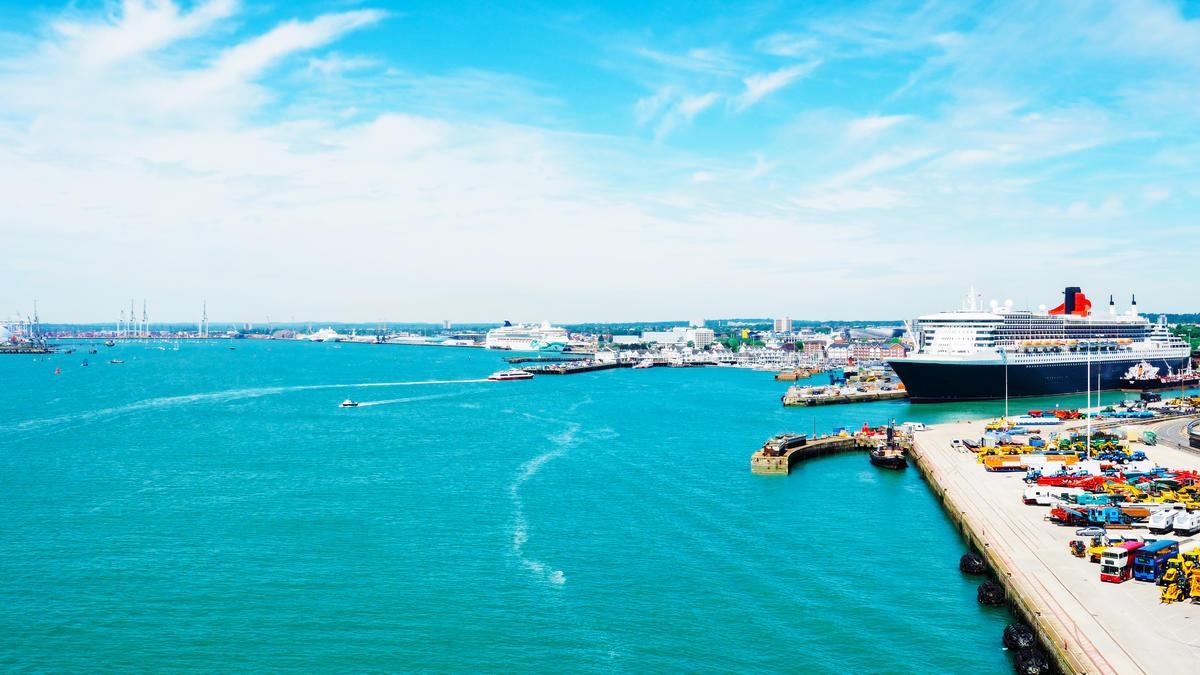 Embarkation In Southampton Cruise Port Cruise Critic