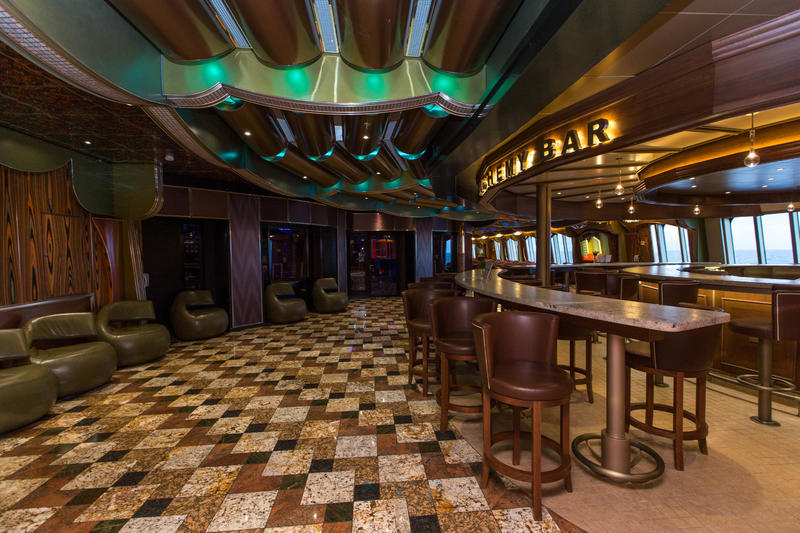 Alchemy Bar on Carnival Freedom