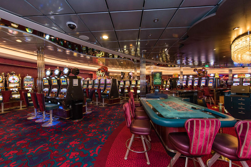 Casino On Oasis Of The Seas