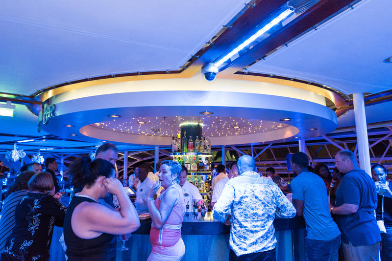 Solarium Party (Twenty) on Oasis of the Seas