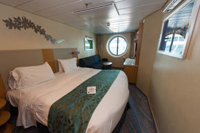 Suite with Porthole