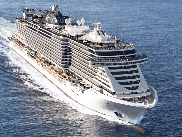 MSC Seaview Cruise Ship: Review, Photos & Departure Ports ...