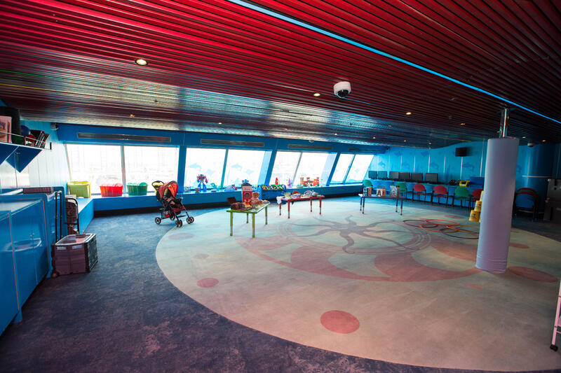 Camp Ocean on Carnival Triumph
