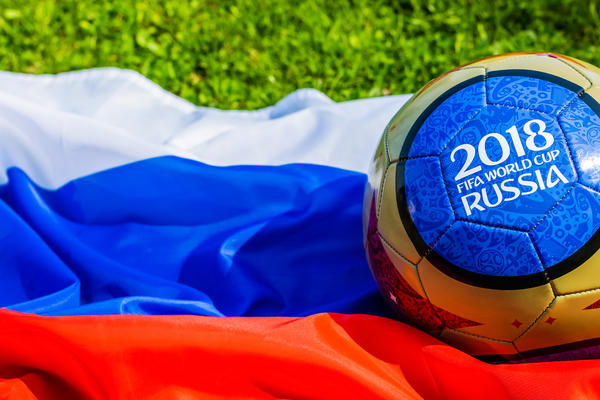 Will your cruise be broadcasting the 2018 World Cup? (Photo: S.Kat / Shutterstock)