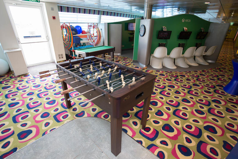 Fun Factory on Celebrity Solstice