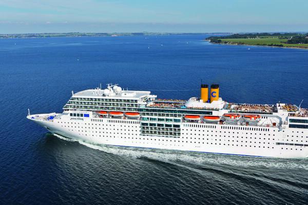 Costa neoRomantica (Photo: Costa Cruises)