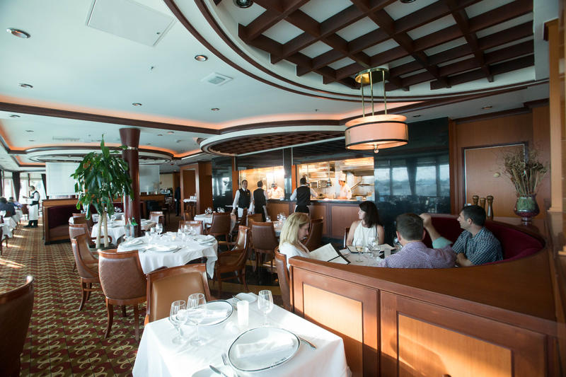 Chops Grille on Enchantment of the Seas