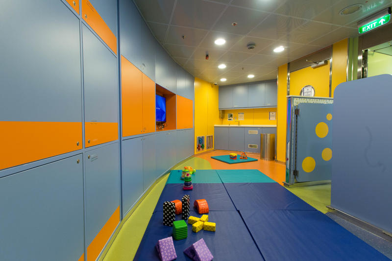 Royal Babies and Tots Nursery on Enchantment of the Seas