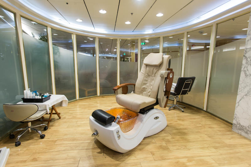 Spa on Enchantment of the Seas