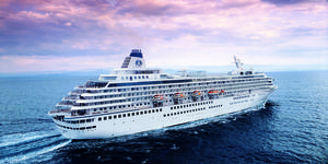 Crystal Symphony (Photo: Crystal River Cruises)