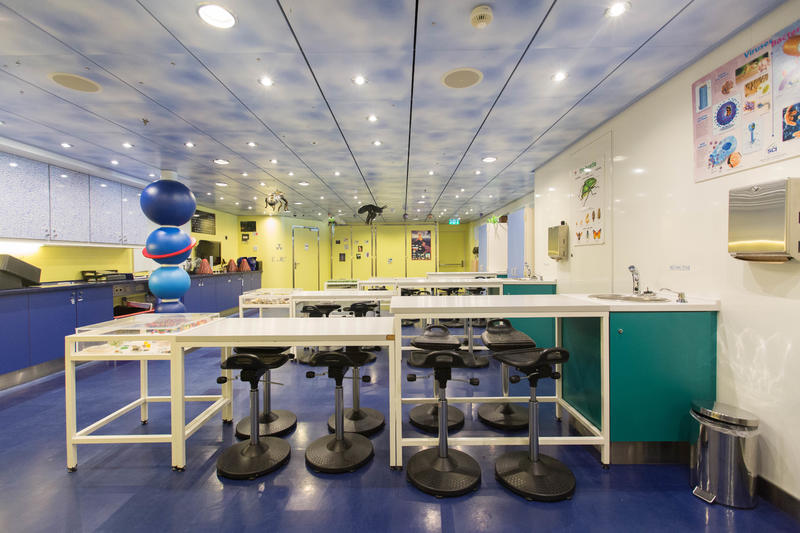 Adventure Science Lab on Allure of the Seas