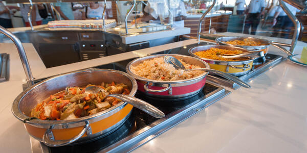 Windjammer Marketplace on Allure of the Seas (Photo: Cruise Critic)