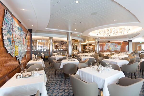 American Icon Grill on Allure of the Seas