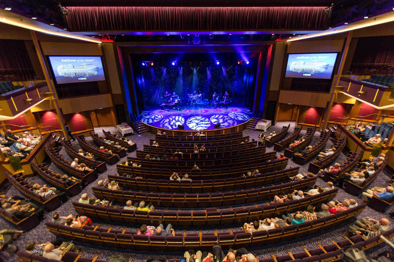 Royal Theater on Anthem of the Seas