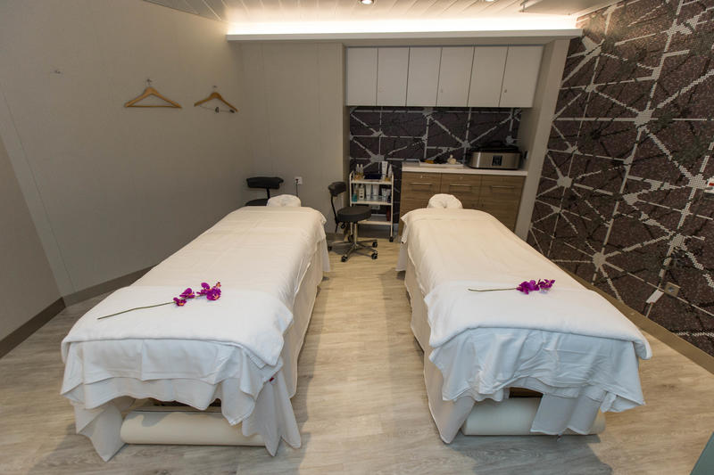 Vitality Spa on Anthem of the Seas