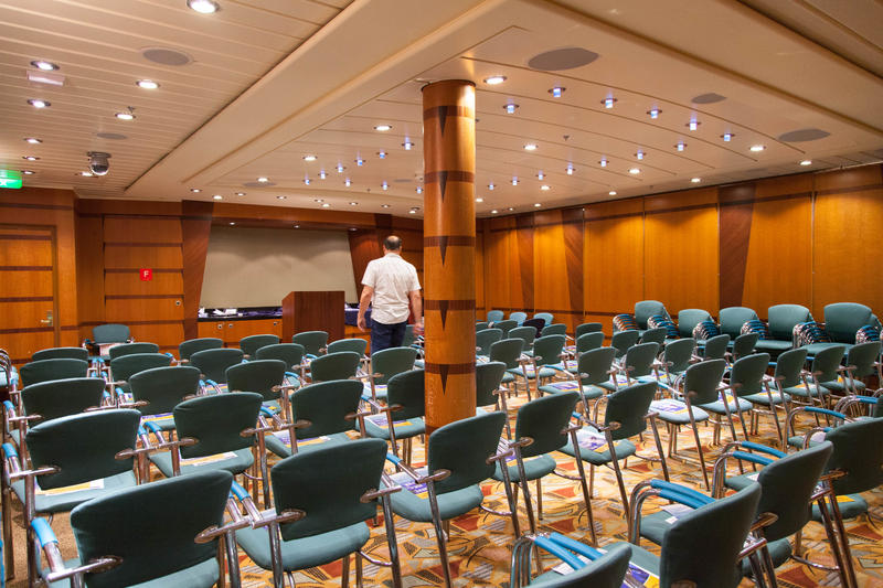 Conference Room on Independence of the Seas