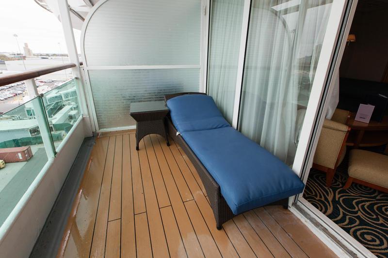 Owner S Suite On Royal Caribbean Grandeur Of The Seas