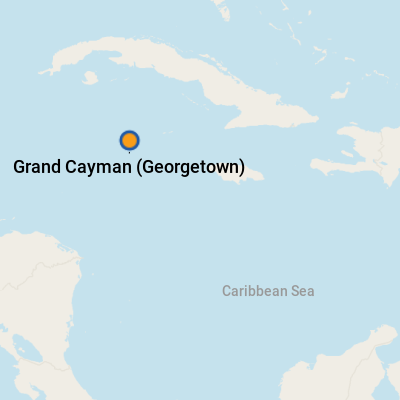 Grand Cayman Cruise Port Terminal Information for Port of Grand