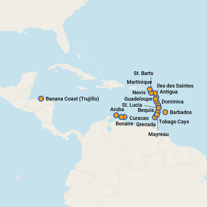 5 Best Southern Caribbean Cruises 2018 With Prices To The On Cruise Critic