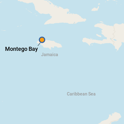 Montego Bay Cruise Port Terminal Information for Port of Montego