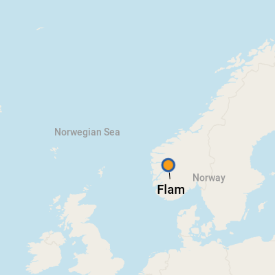 Flam Cruise Port Terminal Information For Port Of Flam Cruise - Norway map flam