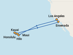 5 Best Hawaii Cruises 2019 With Prices Cruises To Hawaii On Cruise Critic