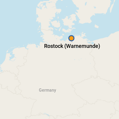 Rostock Warnemunde Cruise Port Terminal Information for Port of