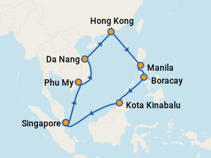 Find Cruises To Asia With Prices Cruise Critic
