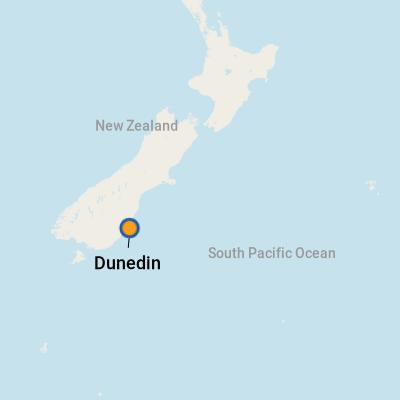 Dunedin Cruise Port Terminal Information for Port of Dunedin