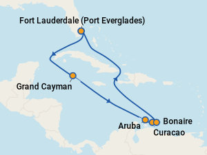 Celebrity silhouette itinerary 2019 dodge