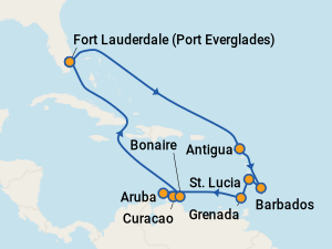 Celebrity Edge Port Everglades - YouTube