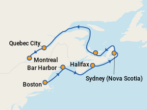 The 15 Best Cruises From Boston Ma 2018 With Prices On