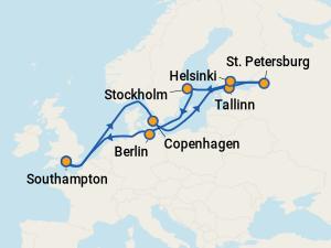 Celebrity eclipse baltic cruise 2019