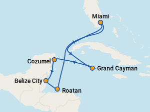 Carnival Glory Itineraries: 2018 Schedule (with Prices) on ...