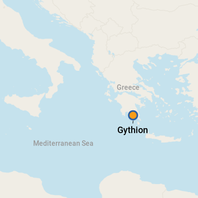 gythion cruise port terminal: information for port of