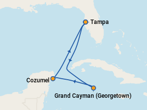 Carnival Cruises: 2020 Prices, Itineraries + Activities on ... on carnival magic route, carnival pride route, carnival splendor route, carnival cruise routes, carnival elation route, liberty of the seas route, carnival valor route, carnival sensation route, allure of the seas route, carnival glory route, carnival sunshine route, carnival inspiration route, carnival cruise line schedule, norwegian sun route, carnival ports of departure, carnival cruise elation, carnival paradise route, carnival miracle route, carnival glory cozumel, norwegian jade route,