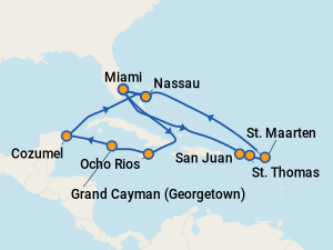 THE 25 BEST Cruises from Miami to St  Thomas (with Prices) on Cruise