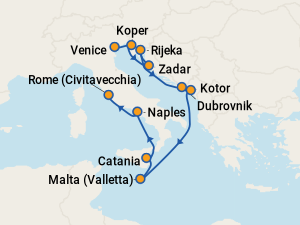 Mediterranean Cruise- Celebrity Equinox - The Travelin' Gal