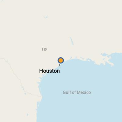Houston TX Cruise Port Terminal Information For Port Of Houston - Port of houston map