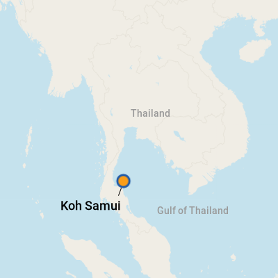 Koh Samui Cruise Port Terminal Information for Port of Koh Samui