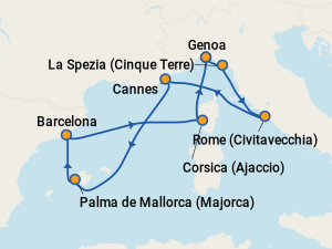 THE 25 BEST Cruises from Genoa 2019 (with Prices) on Cruise