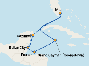 Carnival Conquest Itineraries: 2019 & 2020 Schedule (with Prices) on on