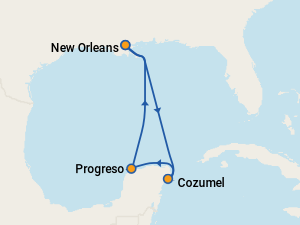 The 8 Best March 2019 Cruises From New Orleans With