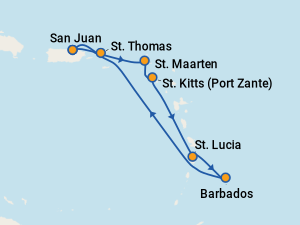 Cruise December 2020.The 25 Best December 2020 Cruises To The Southern Caribbean