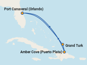 cruises from port canaveral 2020