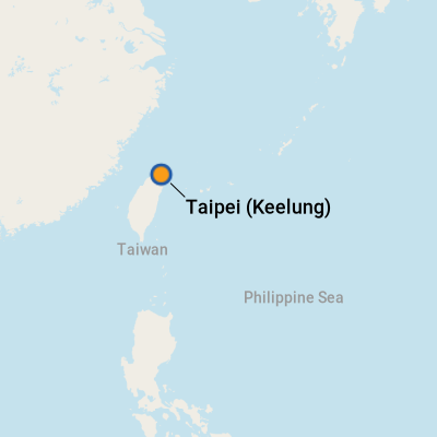 Taipei (Keelung) Cruise Port Terminal (2019): Information for Port