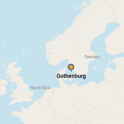Gothenburg Cruise Port Terminal Information for Port of Gothenburg