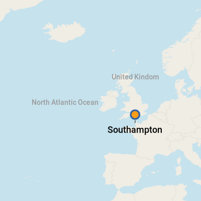 Southampton Cruise Port Terminal Information for Port of
