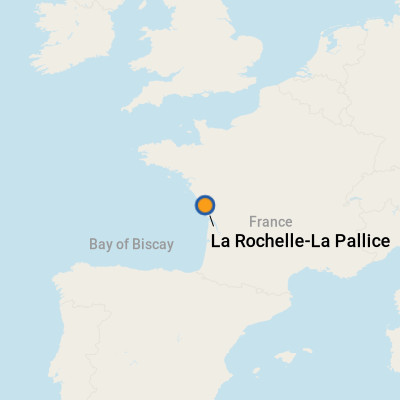 La RochelleLa Pallice Cruise Port Terminal Information for Port of